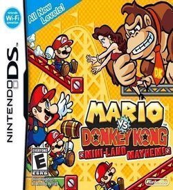 5325 - Mario Vs. Donkey Kong - Mini-Land Mayhem! (v01) ROM